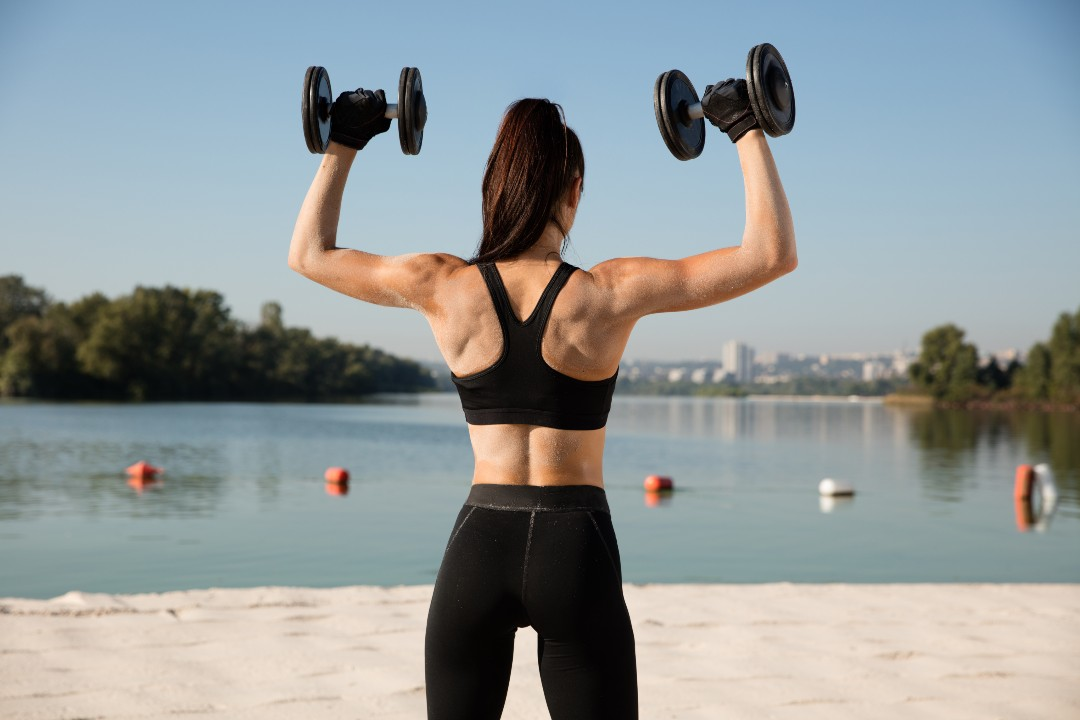 The Ultimate Upper Body Workout for Women: 8 Best Exercises